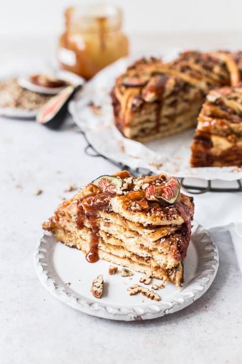 Slice of babka