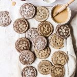 Chocolate Gingerbread Stamp Cookies