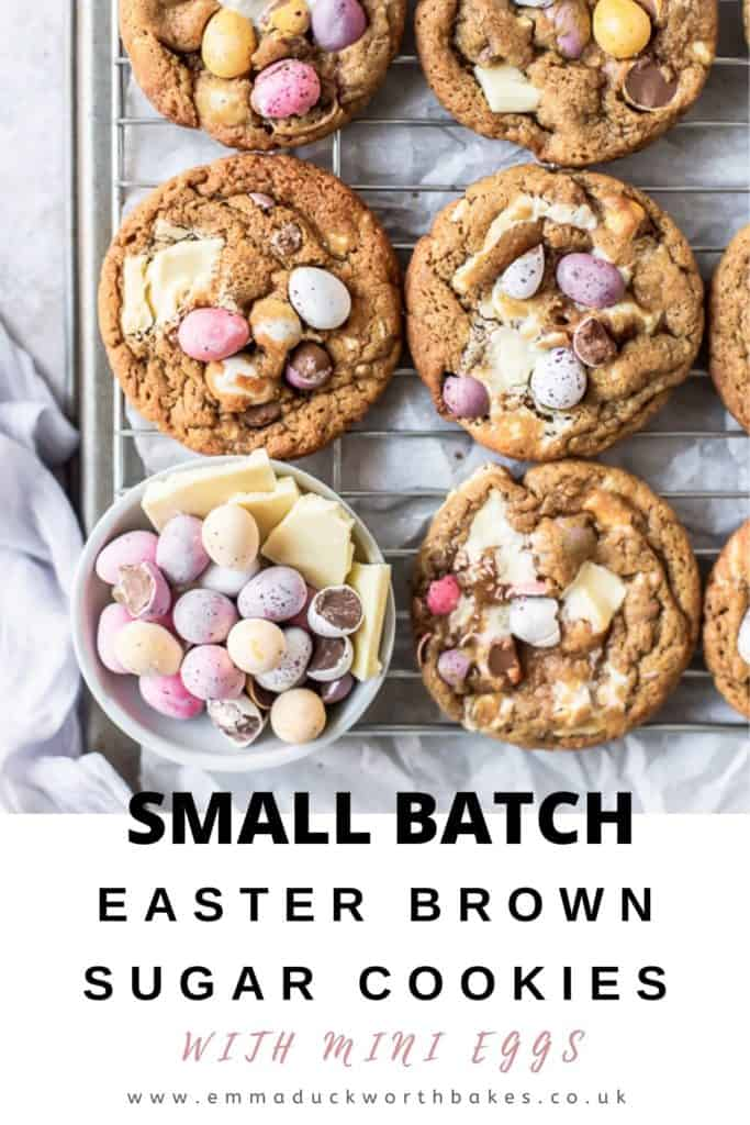 Easter Cookie Pinterest Graphic