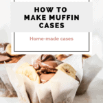 How to make muffin cases graphic