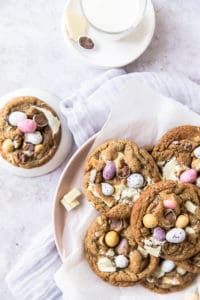Easter Brown Sugar Cookies