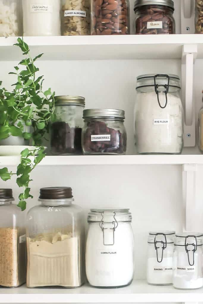What's in my Baking Pantry