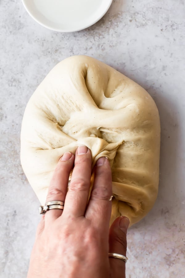 How to make Enriched Brioche Dough