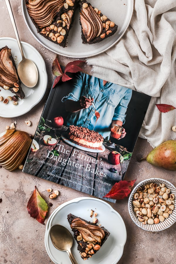 The Farmer's Daughter Bakes Cookbook